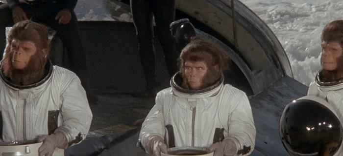 A Fuga do Planeta dos Macacos (1971)