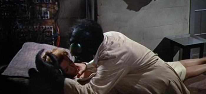 A Mosca da Cabeça Branca (1958)