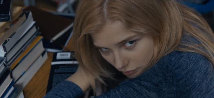 Chloe Moretz protagoniza o longa.