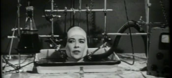 O Cérebro que Não Queria Morrer (1962)