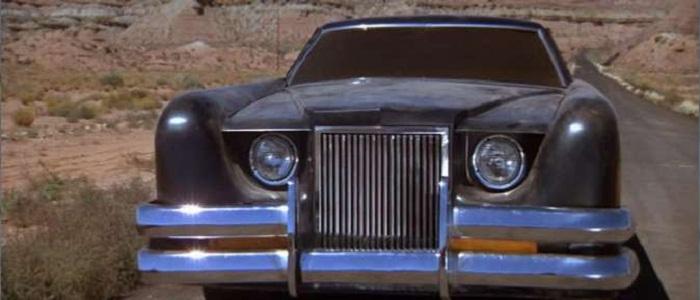 O Carro, Máquina do Diabo (1977)
