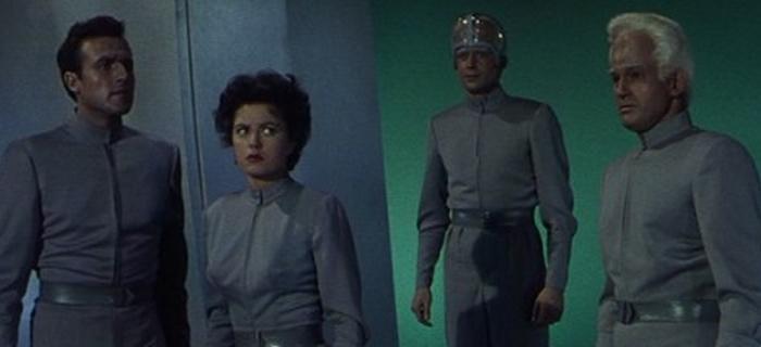 Guerra entre Planetas (1955) (2)