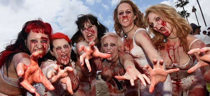 Zombie Women of Satan (2009)