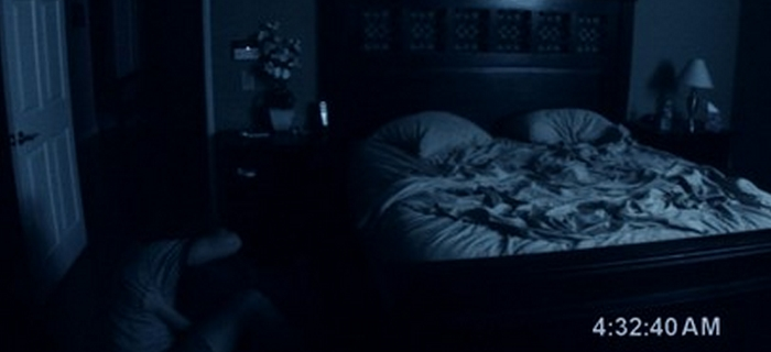 Atividade Paranormal (2007)