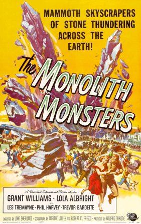 Rastros do Espaço (1957) – Boca do Inferno