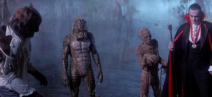 Deu a Louca nos Monstros (1987)