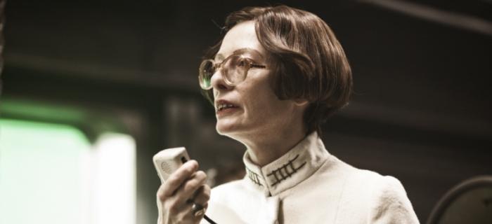 Tilda Swinton é uma das protagonistas do longa.