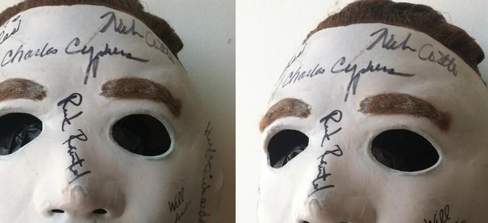Halloween Máscaras