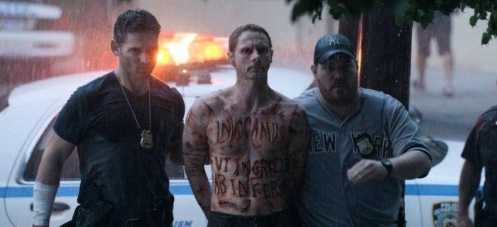 Eric Bana interpreta policial envolvido com casos de possessão.