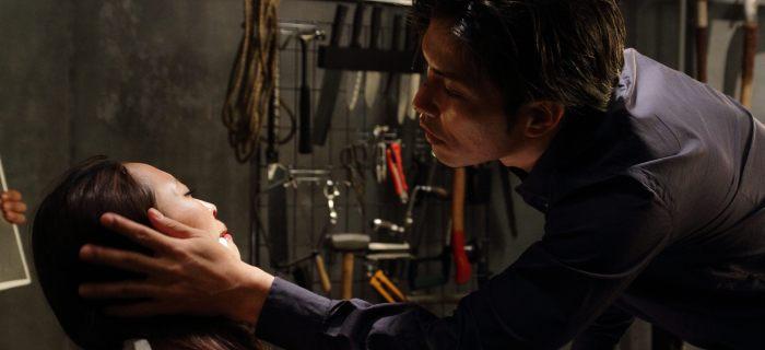 Japonês Kazuki Kitamura vive serial killer.