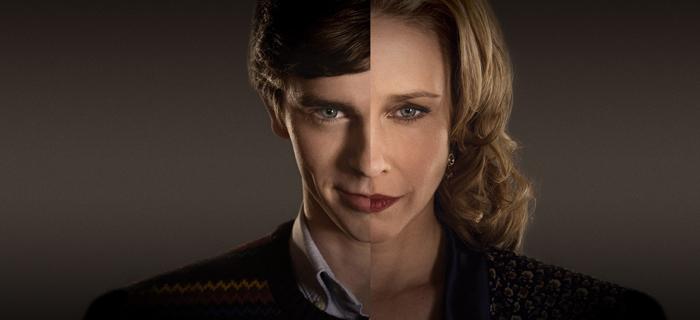 Freddie Highmore e Vera Farmiga são as estrelas de Bates Motel