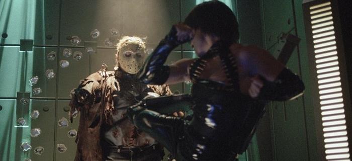 Jason X (2001) (2)