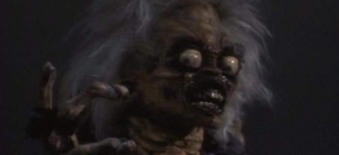 A Maldição do Necrotério (1991)