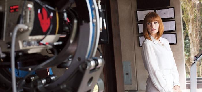 Bryce Dallas Howard será uma das protagonistas do longa.