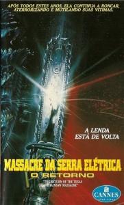 O Massacre da Serra Elétrica: O Retorno (1994)