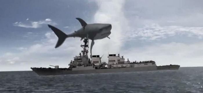 Mega Shark vs