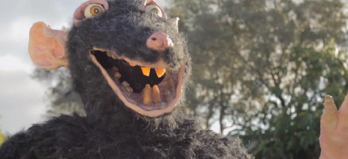Rato e Lagosta gigante são as estrelas de novo filme da Troma