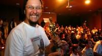 Ele organiza o festival CineFantasy e fala sobre as produções mais bizarras que fazem parte da programação!