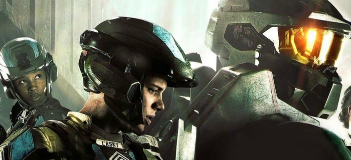 Halo 4: Em Direção ao Amanhecer (2012)