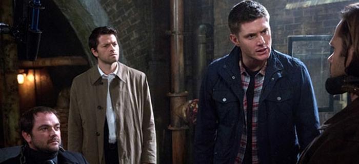 Supernatural 9 (2014)