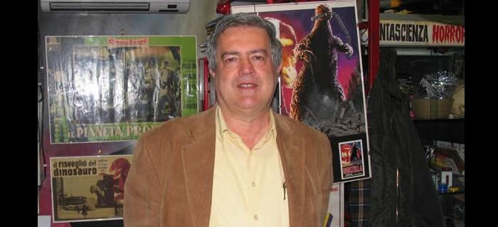 Luigi Cozzi, o Mestre Italiano da Fantascienza