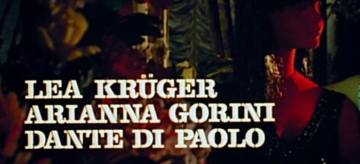 Seis Mulheres para o Assassino (1964) (2)