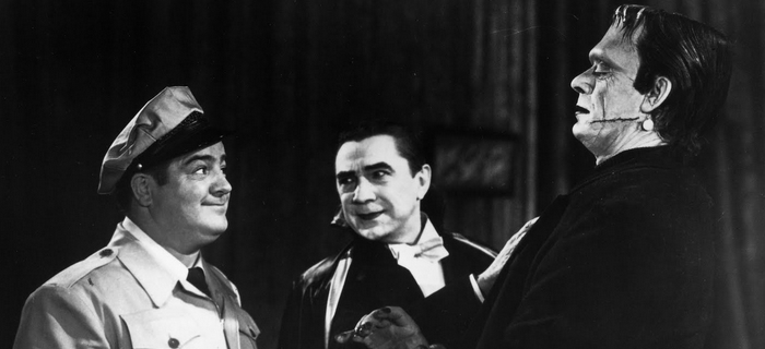 Abbott e Costello encontram Frankenstein (1948)