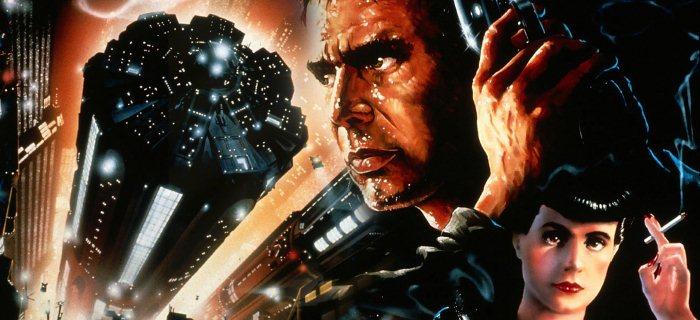Blade Runner foi lançado em 1982.