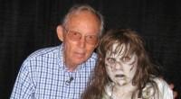Artista é reconhecido pelos fãs do terror por ter transformado Linda Blair na garota possuída de O Exorcista.