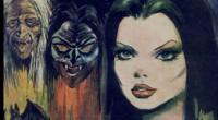 Vampirismo e sedução nos quadrinhos com uma personagem tipicamente brasileira!