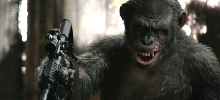 Planeta dos Macacos (2014)