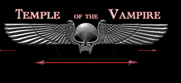 Temple of the Vampire: Vampirismo como Religião