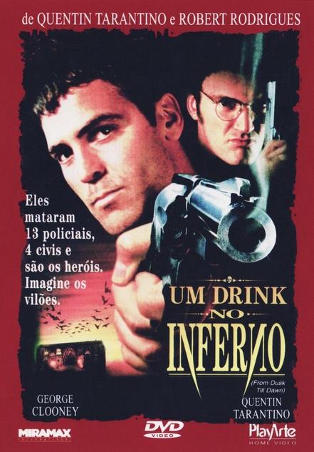 o filme um drink no inferno dublado avi