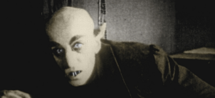 Conde Graf Orlok, em Nosferatu, 1922