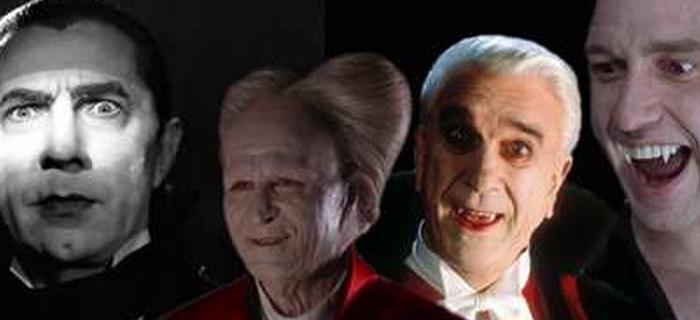 Os Atores de Drácula e Outros Vampiros