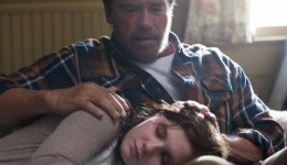 """Arnold Schwarzenegger é o protagonista do filme de apocalipse zumbi """"Maggie"""""""