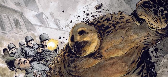 Minissérie em quadrinhos foi lançada pela Dark Horse Comics