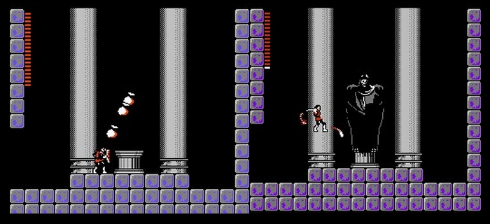 Castlevania 2: Simon´s Quest (1988)