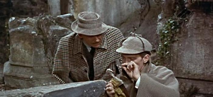 O Cão dos Baskervilles (1959) (5)