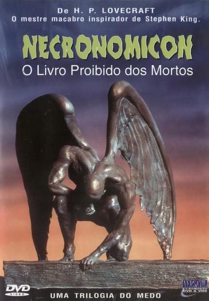 Necronomicon – O Livro Proibido dos Mortos (1993) | Boca do Inferno