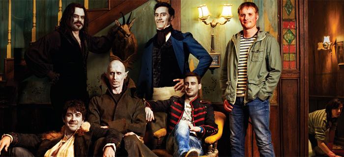 Sem data de estreia, filme mostra vampiros tentando viver uma vida normal