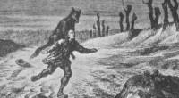 Relatos reais de monstros humanos, sob a carcaça de lobos, e seus ataques na França.