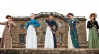 A nova ação de marketing do filme de zumbi paródia do livro clássico de Jane Austen permite que os fãs se transformem em zumbis