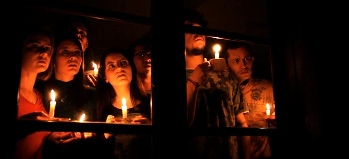Invasão já está participando de alguns festivais brasileiros