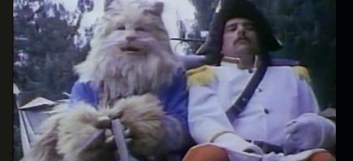 O Gato de Botas Extraterrestre (1990) (13)