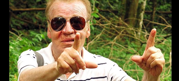 O cineasta Francisco Cavalcanti, falecido em 01/10/2014