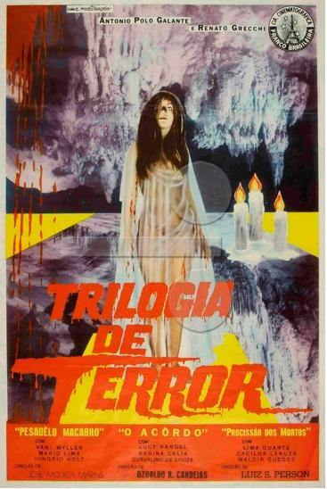 Resultado de imagem para trilogia do terror 1968