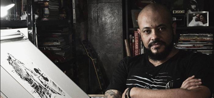 Quadrinista iniciou campanha de financiamento coletivo para lançar graphic novel