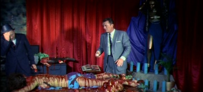 Banquete de Sangue (1963)