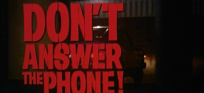 Dont Answer the Phone! (1980) (1)